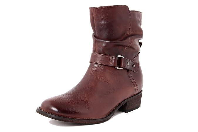 Gianni Gregori Damen - Stiefelette Glattleder - 3278501R_TMORO_Gregori:  Amazon.de: Schuhe & Handtaschen