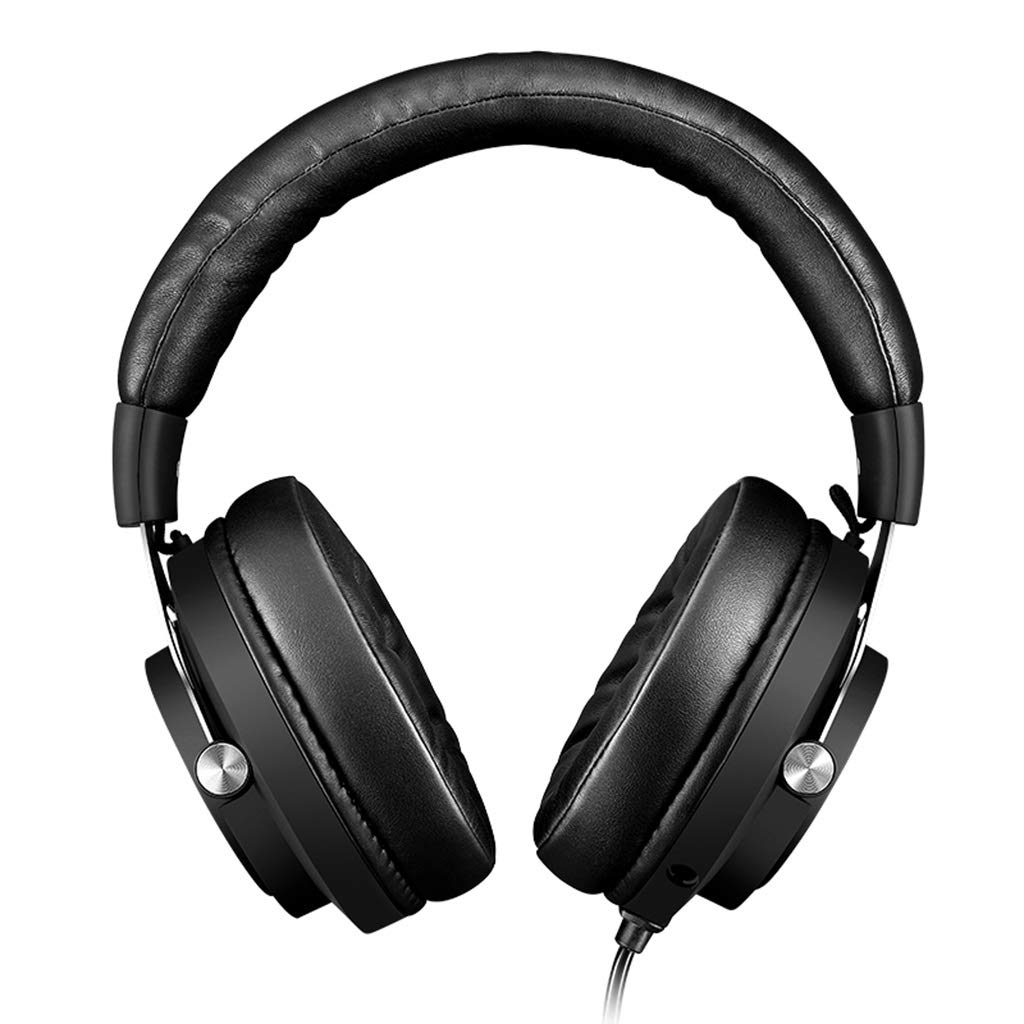 OEAR E-Sports リスニングボイス有線マイク ステレオサラウンドヘッドホン デスクトップ コンピューター ヘッドマウント サブウーファー ノイズリダクション ゲームヘッドセット B07Q3B9V4T