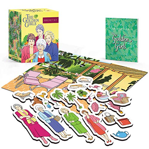 Pdf Entertainment The Golden Girls: Magnet Set (Miniature Editions)