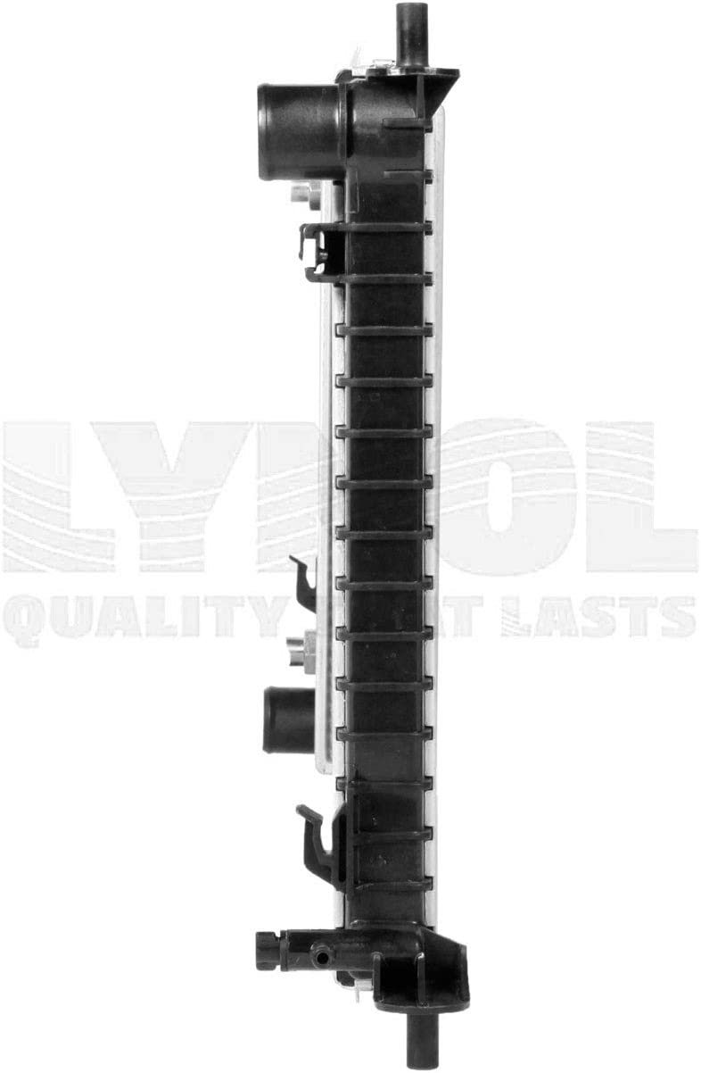 QL AC Radiator fits OE# F2TZ8005DA 8012141 F75H8005DB XL3Z8005DA 0AFD5032 F57