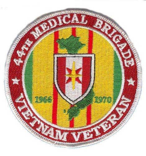 44th Medical Brigade Vietnam Veteran Patch