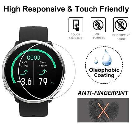 Amazon.com: Shan-S Protector de pantalla de vidrio templado ...