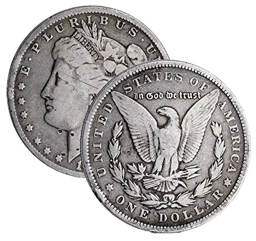 1 - Morgan Silver Dollar 1921 and Earlier Circulated