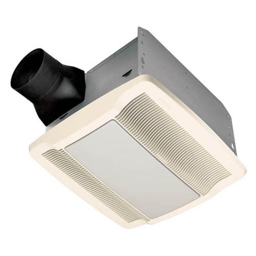 Nutone QTRN080L 80 CFM Ventilation Fan/Light: Broan Bathroom Fan With  Light: Amazon.com: Industrial U0026 Scientific
