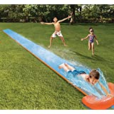H2O Go! 14 ft. Single Lawn Water Slide with Drench Pool