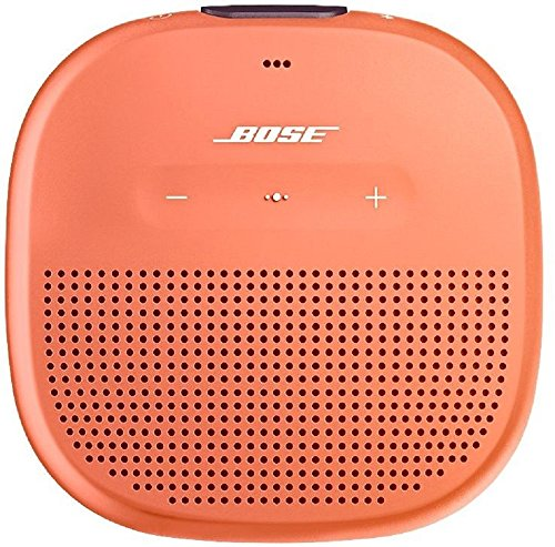 Bose SoundLink Micro Bluetooth Speaker - Bright Orange by Bose