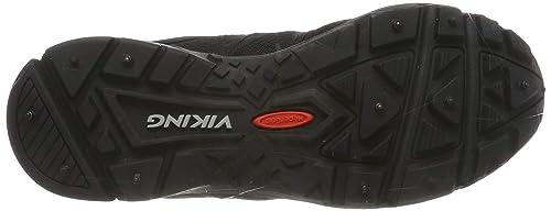 Zapatos de High Rise Senderismo para Mujer viking Komfort Mid Spikes GTX W