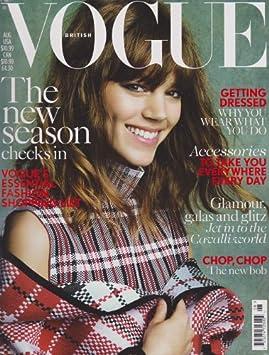 Vogue British (march 2013 / cara delevingne) / Single Issue Magazine