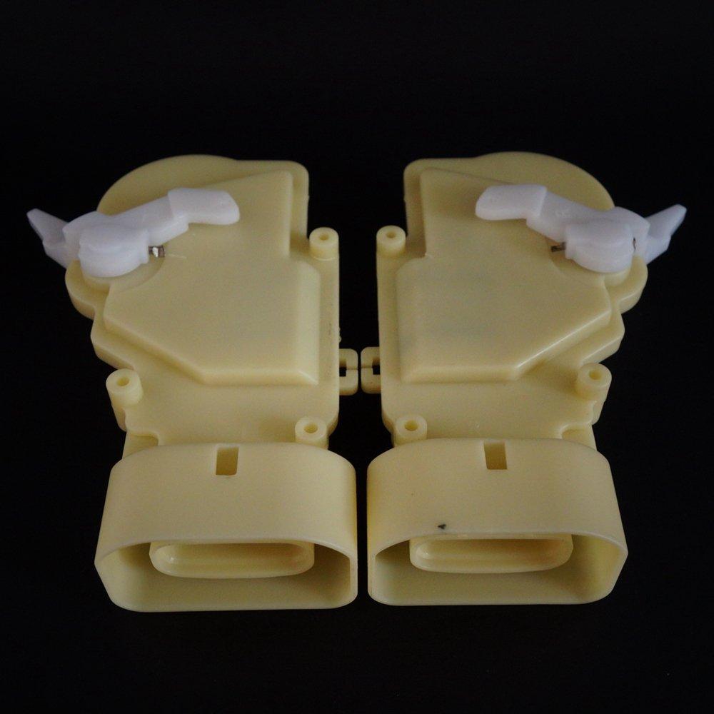 1 Set Front Left//Right Door Lock Actuator for 1999-2003 Lexus RX300 69040-48020 69030-48020