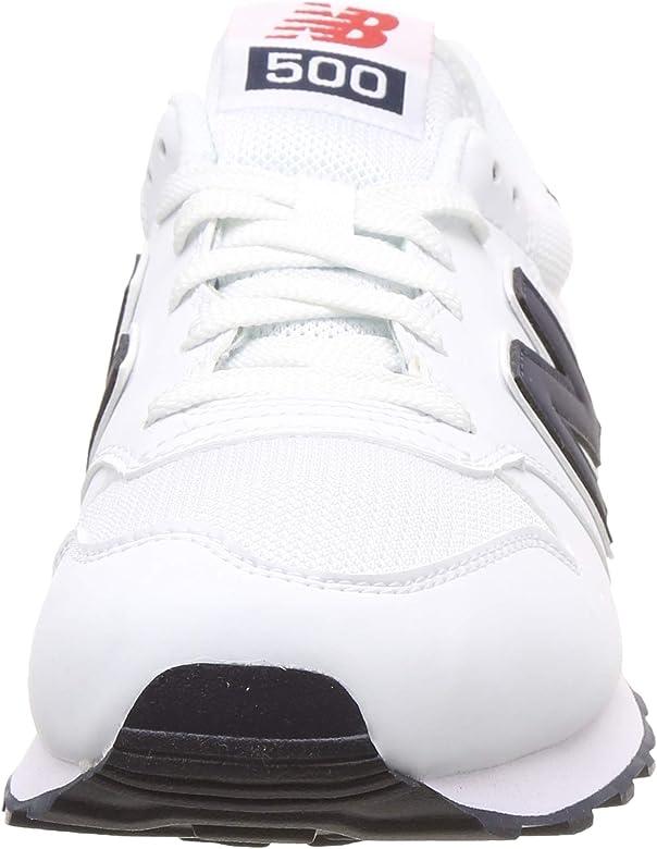 New Balance 500 Core, Zapatillas para Hombre, Blanco (Munsell ...