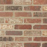 Colonial Collection Castle Gate Thin Brick - Case of 50 - 7.3 SF