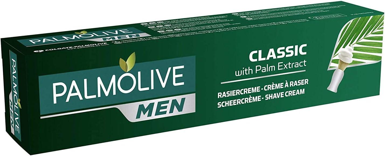 Palm olivo Crema de Afeitar Classic (3unidades, X 100ml)