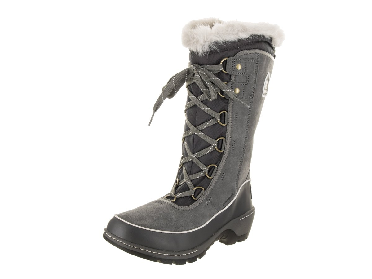 Sorel Tivoli III High Boot - Women's Quarry/Cloud Grey, 6.5 by SOREL (Image #2)
