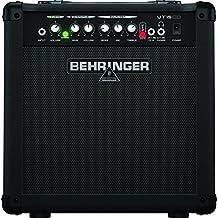Behringer VT15CD Virtube 15-Watt Guitar Amplifier with 2 Independent Channels, VTC Tube Modeling And Original Bugera 8 Speaker