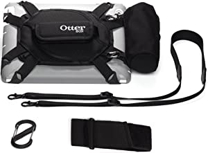 OtterBox Utility Series Latch II Case with Accessory Bag for 10-Inch Tablets - Black