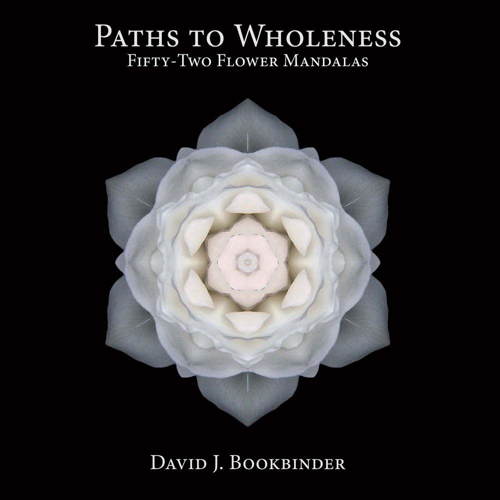 Paths Wholeness Fifty Two Flower Mandalas