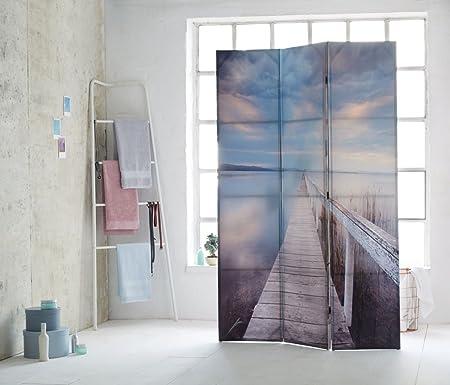 miavilla toallero Escalera metal color blanco altura aprox. 172 cm: Amazon.es: Hogar