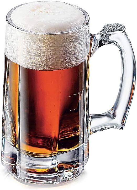 Jarra de Cerveza de Cristal sin Plomo, Jarra de Cerveza Creativa ...