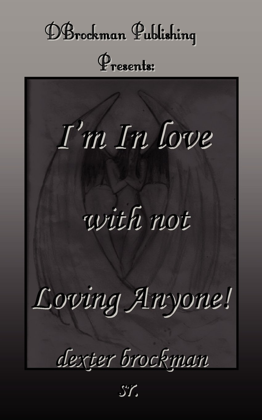 I'm in Love with Not Loving Anyone pdf epub