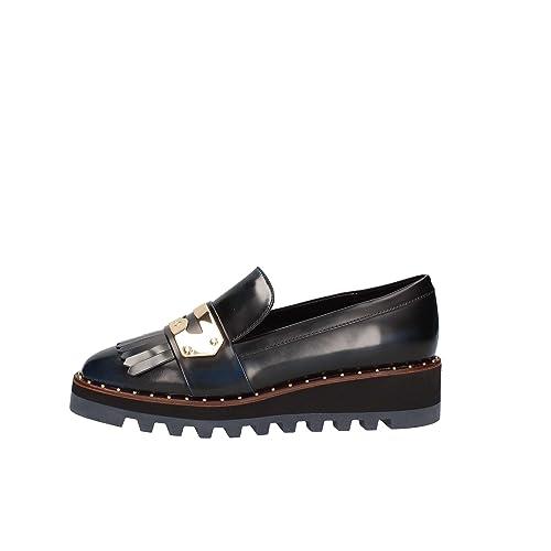 Liu Jo Shoes S67177 P0258 Mocasines Mujer BLUE 39: Amazon.es: Zapatos y complementos