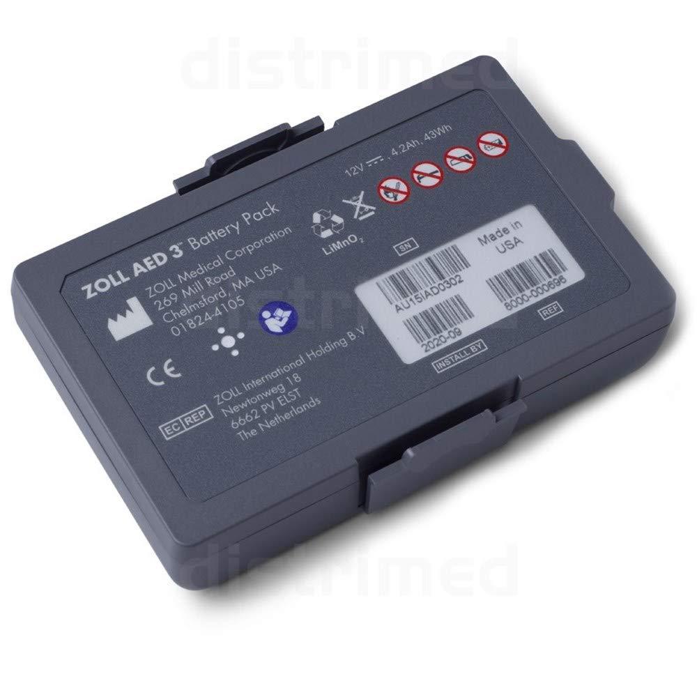 Batería para desbrillador Zoll AED 3: Amazon.es: Bricolaje y ...