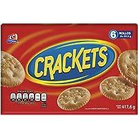 Crackets Crackets, Mantequilla, 417 gramos