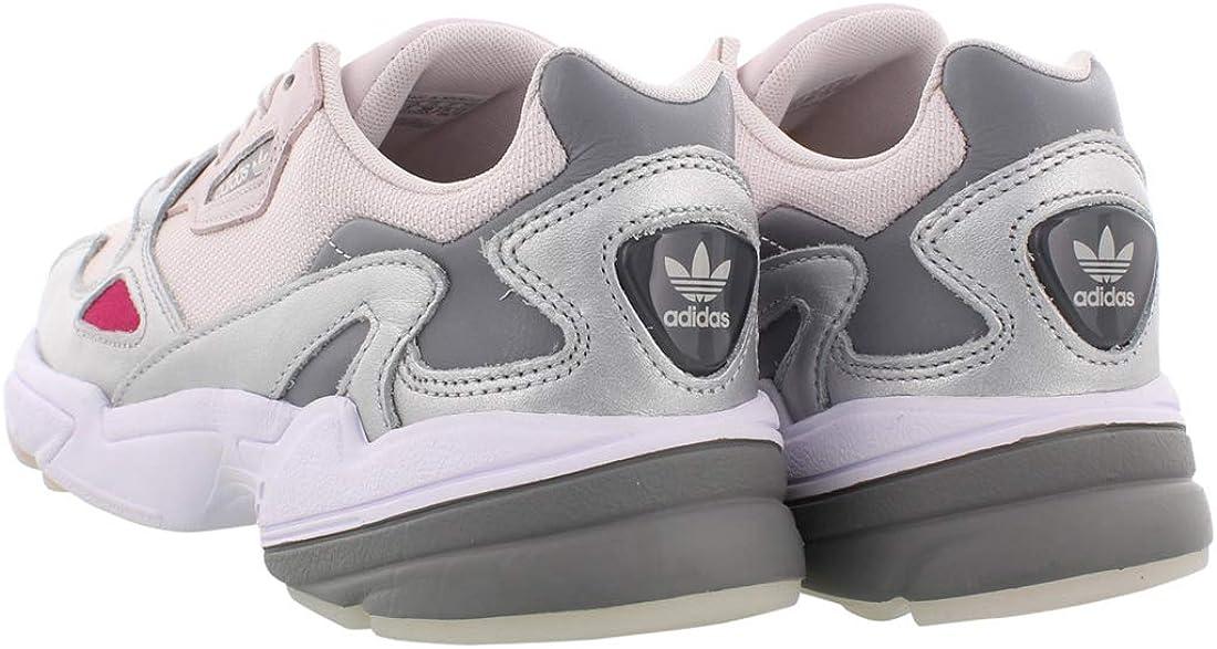 adidas Womens Originals Falcon Suede Casual Sneakers: Amazon.es: Zapatos y complementos