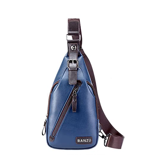 15d39e88b266 Amazon.com : LLMLCF Sling Bag Shoulder Backpack Crossbody Bags for ...