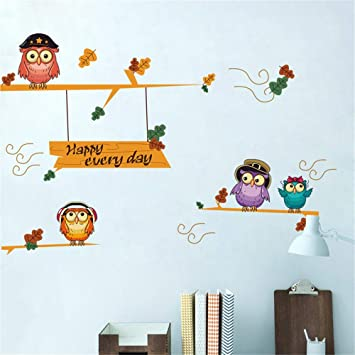Amazon Com Wall Stickers For Bedroom 3217 Removable Children S
