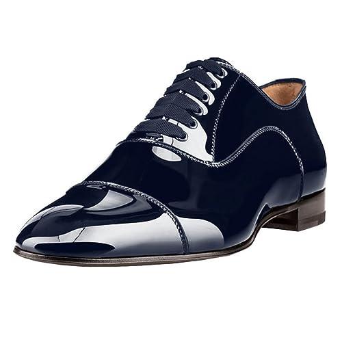 Zapatos Arriba Para Cuero Vestir Oxford De Ate dxCQrWBoe