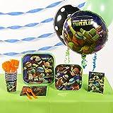 Nickelodeon Teenage Mutant Ninja Turtles Basic Party Pack