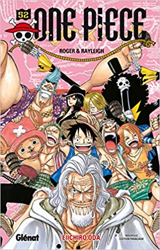 One Piece 52 Roger Rayleigh Amazon De Eiichiro Oda