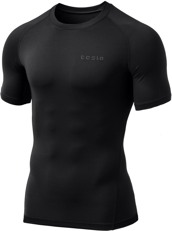 TSLA TM-MUB03-KLB_Large Men's Short Sleeve T-Shirt