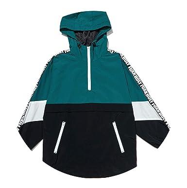 Amazon.com: ShowPerfect-Men chaquetas de abrigo de color ...