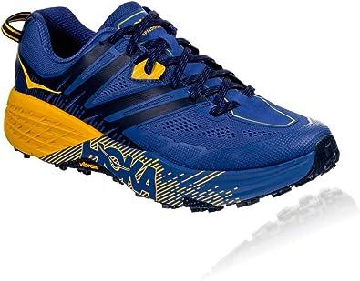 Hoka Speedgoat 3, Zapatillas de Trail-Running por Hombre, Azul ...