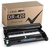 v4ink Compatible Drum Unit Replacement for Brother DR420 to use for HL-2240 HL-2240D HL-2270DW HL-2280DW MFC-7360N MFC-7460DN