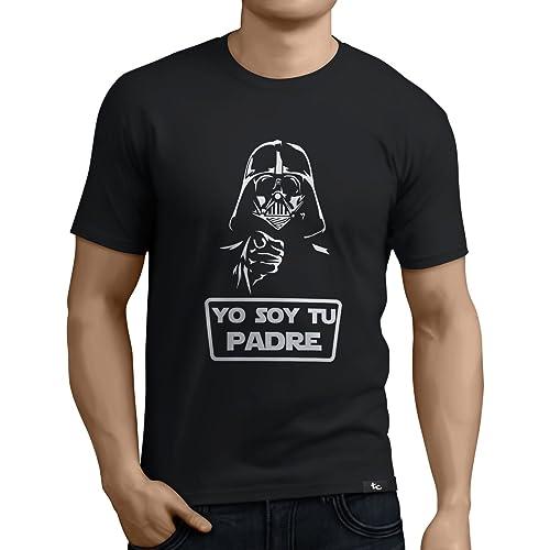 Camiseta Darth Vader - Yo soy tu padre - Regalos para el día del Padre