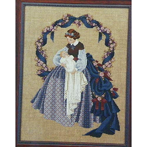 Sweet Dreams - Counted Cross Stitch Leaflet - Lavender & Lace ()