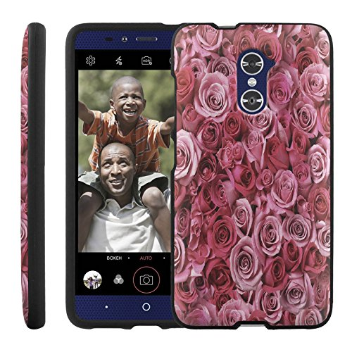 100-rose-zte-grand-x-max-2-zte-kirk-zte-imperial-max-guard-series-slim-snap-on-cover-protective-2pcs