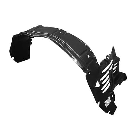 Transparent Hose /& Stainless Blue Banjos Pro Braking PBK2821-CLR-BLU Front//Rear Braided Brake Line