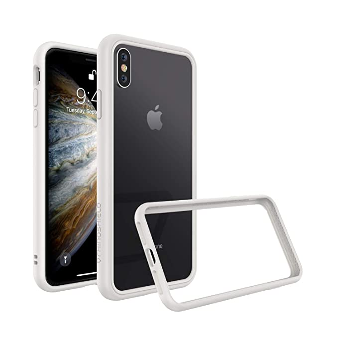 rhinoshield bumper case for iphone xs / x
