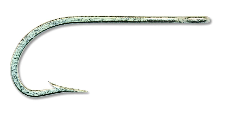Mustad 34081dクラシックO 'shaughnessy Forged LargeリングDuratinフック(100枚パック) B01FL3TMP4 2/0 Bulk (1000 pcs)