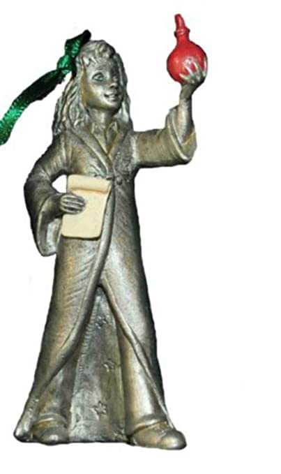 Hallmark Harry Potter Keepsake Pewter Ornament Hermione with Potions