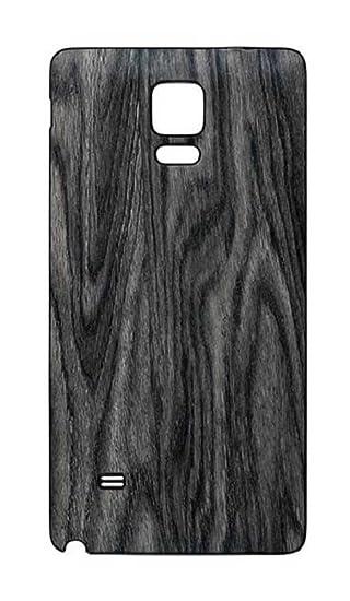 Amazon.com: Gris patrón de madera de plástico – Carcasa ...