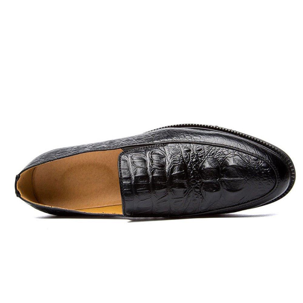 ZLLNSPX   Wies Herren British Style Lederschuhe Wies  Business Schuhe Casual schwarz e7974d