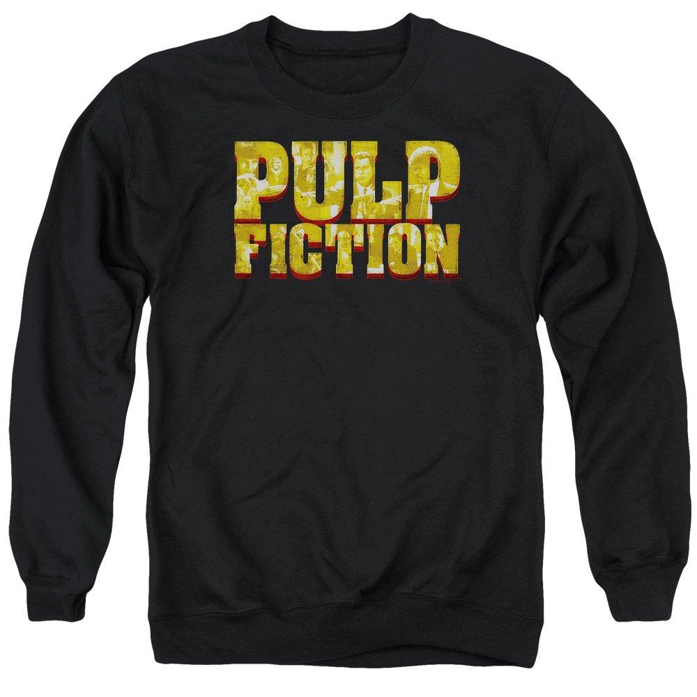 Pulp Fiction - - Pulp Logo Sweater für Männer