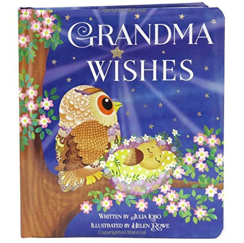 Grandma Wishes: Children's Board Book (Love You Always) (Grove City, Us)