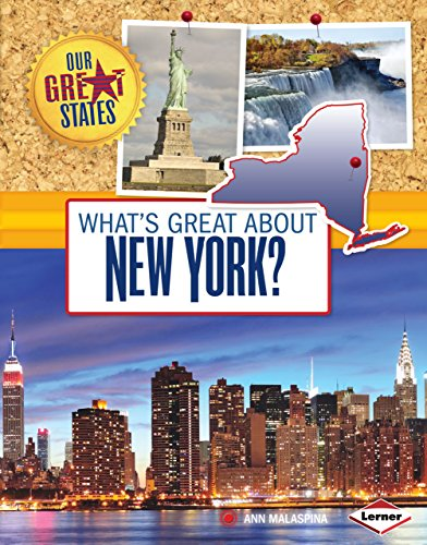 What's Great about New York? (Our Great - City Memorial What A Is