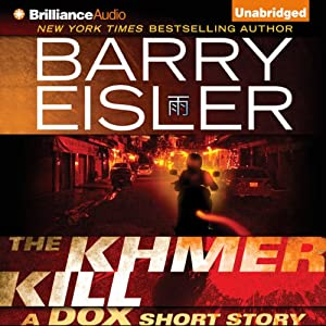 The Khmer Kill Audiobook