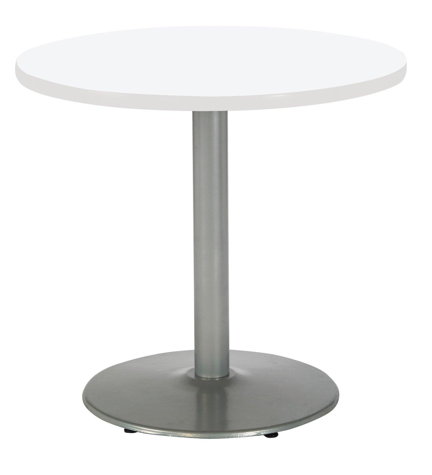 KFI Seating Mode Multipurpose Table 29'' H x 36'' W x 36'' D Designer White by KFI Seating
